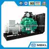 ホーム及び商業使用のためのCummins Engineが付いている728kw/910kVA屋内タイプディーゼル発電機