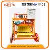 Machine de fabrication de brique Qmj4-45 concrète électrique automatique mobile