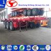 20FT de Skeletachtige Semi Aanhangwagen van de Container van het Skelet 3axle