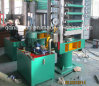 100 Tonnen-Pfosten/Feld-automatische hydraulische Presse oder Vulkanisator (XLB-600X600X4)
