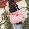 연약한 PU 쇼핑 백 바느질 여자 끈달린 가방 (TTE-006)