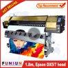 Impresora principal vendedora caliente del vinilo del formato grande Dx5 de Funsunjet Fs-1802g el 1.8m