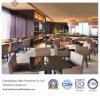 Modernistic Meubilair van het Hotel voor Eetkamer voor Verkoop wordt geplaatst (yb-s-15 die)