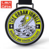 Medalla promocional del emblema del coche de la aduana 3D de la alta calidad