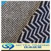 Шевронная ткань шерстей Twill, ткань Hbt шерстей полиэфира