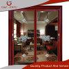 De Amerikaanse Schuifdeur van het Glas van het Profiel van het Aluminium van de Stijl met het Ontwerp van Grills