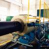 Plastik-PET Gasversorgung-Strangpresßling-Rohr-Produktionszweig