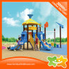 Im Freienspielplatz-Geräten-Vergnügungspark-Spiel-Plättchen für Verkauf