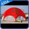 Gaint Iglu-aufblasbare Abdeckung-kampierendes Zelt, aufblasbares Volldeckung-Zelt
