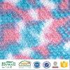Tissu de peluche de Rose picovolte pour le jouet de peluche