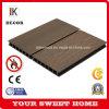 160*25mm WPC Decking Conseil adapté pour un revêtement de sol extérieur