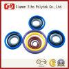 Rubber O-ringen NBR/Viton/EPDM/FKM/Metric met Verschillende Grootte