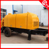 15-90m3/H Deutschland Hydraulic System Trailer Concrete Pumps