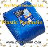 Doeken van het Geteerde zeildoek van de Verpakking van de baal Plastic of van de Verpakking van de Doos van het Karton de Plastic