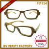 Солнечные очки Fx134 материальные Envirenmental содружественные деревянные сделанные в Wenzhou