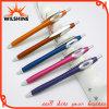 Advertizing (BP0208)のための安いPromotion Plastic Logo Ball Pen