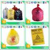 Sac remplaçable infectieux de déchets médicaux de Biohazard Biodegradeable