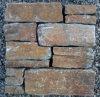 Pedra de revestimento de parede exterior natural decorativa com ardósia de ardósia (SMC-FS044)