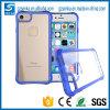 iPhone 7sのための堅い背部透明で堅い電話箱