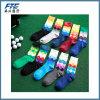 Form-glückliche Socken-Baumwollsocken