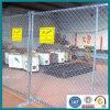 사슬 Link Fence 또는 Green Portable Temporary Fence