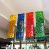 印刷を用いるPVC Vinly旗を広告するカスタマイズされた屋内こつの天井