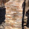 الصين طبيعيّ 014 ذهبيّة صفراء أردواز حجارة قشرة ([سمك-سكب360])