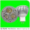 Bulbo 3W do diodo emissor de luz MR16
