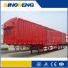 중국 30-60ton Cargo Box Semi Trailer