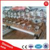 3D MultiCNC van Assen Router/Roterende CNC Router/3D Woodworks voor de Werken van Clinyder van de Benen van de Lijst met Multi Roterend Apparaat