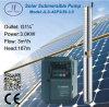 bomba submergível solar da irrigação 4sp3/39-3.0