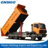 2015 de nieuwe het 10-wiel van het Ontwerp Vrachtwagen van de Kipper van het Zand/de Op zwaar werk berekende Vrachtwagen van de Kipper