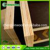 Madera contrachapada marina de la madera contrachapada impermeable llena de la madera dura para la construcción