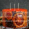 Zitrone Slice Art Candle für Sale