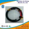 Chicote de fios Nano do fio dos conetores de potência do ajuste com o soquete do injetor de combustível de 2 Pin
