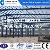 Almacén del marco de acero del diseño modular/estructura de acero
