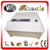 L'incubateur d'oeufs de ménage peut incubateur d'usine d'oeufs des avoirs 48 mini