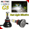 공장 가격 60W 6600lm LED 헤드라이트 변환 장비 H1 H3 H4 H7 LED 헤드라이트