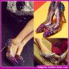 Talon haut Élevé-Heeled européen Shoes (ch00513) de 2015 Designer Shoes Diamond Ladies