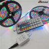 GB Controller Flexible LED Strip Light with 44 Key and 12V Power Supply