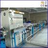 El equipo de producción completa de cable LAN