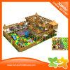 Tema el castillo de Zona de juegos interior equipos de juego para niños
