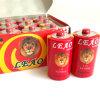 Batterie principale de zinc de carbone de la taille R20 D de tigre/lion