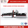 Haute qualité de 2kw Machine de découpe laser à fibre pour la ronde le tube carré