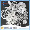 La norma ISO9001-2008 aleatorio de plástico de acondicionamiento de la columna PP PE CPVC PVC PVDF