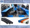 Belüftung-flexible gewölbte Schlauch-Produktions-Maschine
