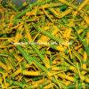 Подгонянный фабрикой желтый провод заземляющего троса глауконита