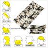 Camouflage Multifunctionele Tubulaire Headwear van Microfiber van de Opbrengst van de fabriek de Bulk
