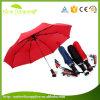 Goedkoopst Adverterend 3 LEIDENE van Vouwen Paraplu met het Licht van de Flits