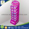 Nuevo diseño de caja de cartón Pop Stand para mostrar